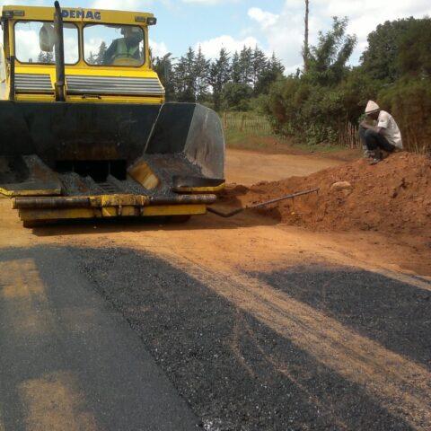 Eldoret – Kitale Road