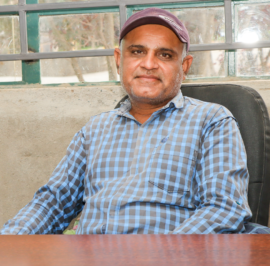 Mr. Naran Bhanderi